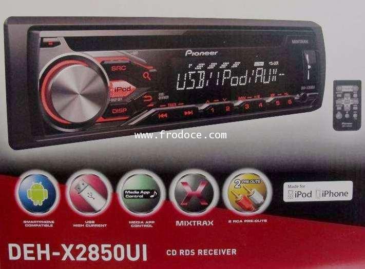 DEHX2850UI